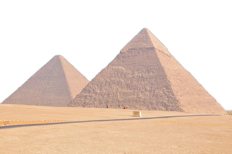 Pyramids – Egypt