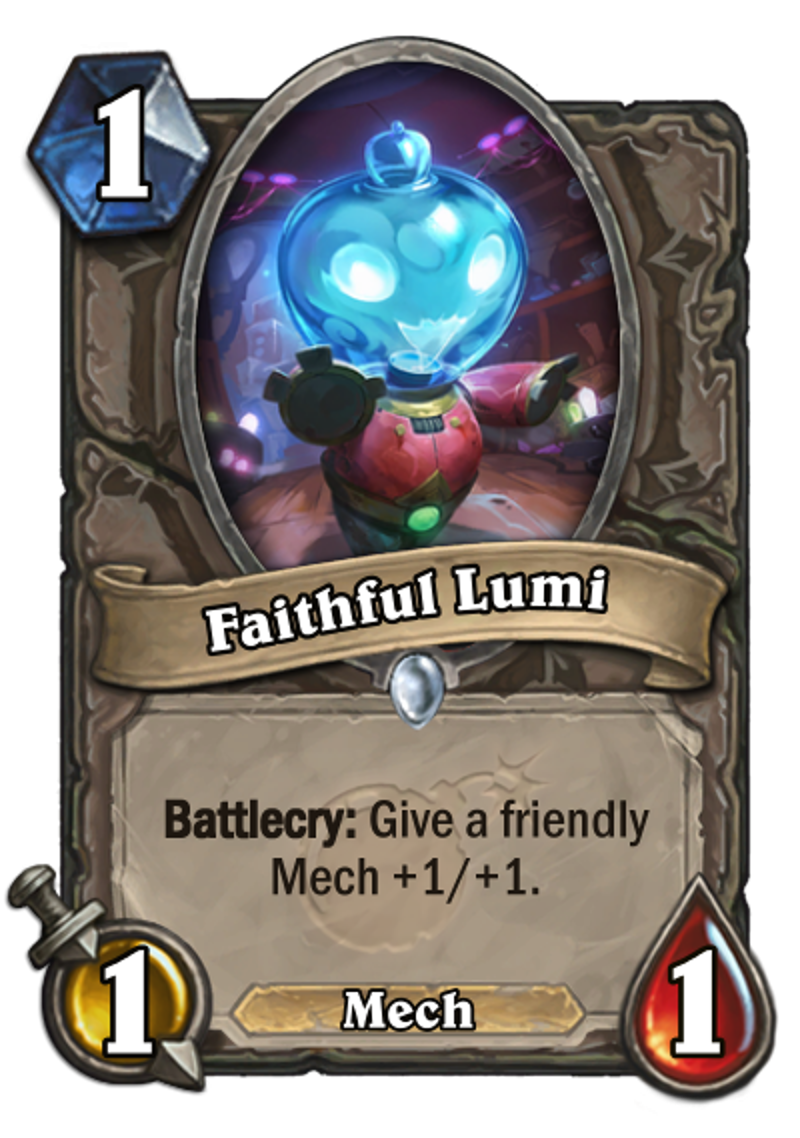Faithful Lumi