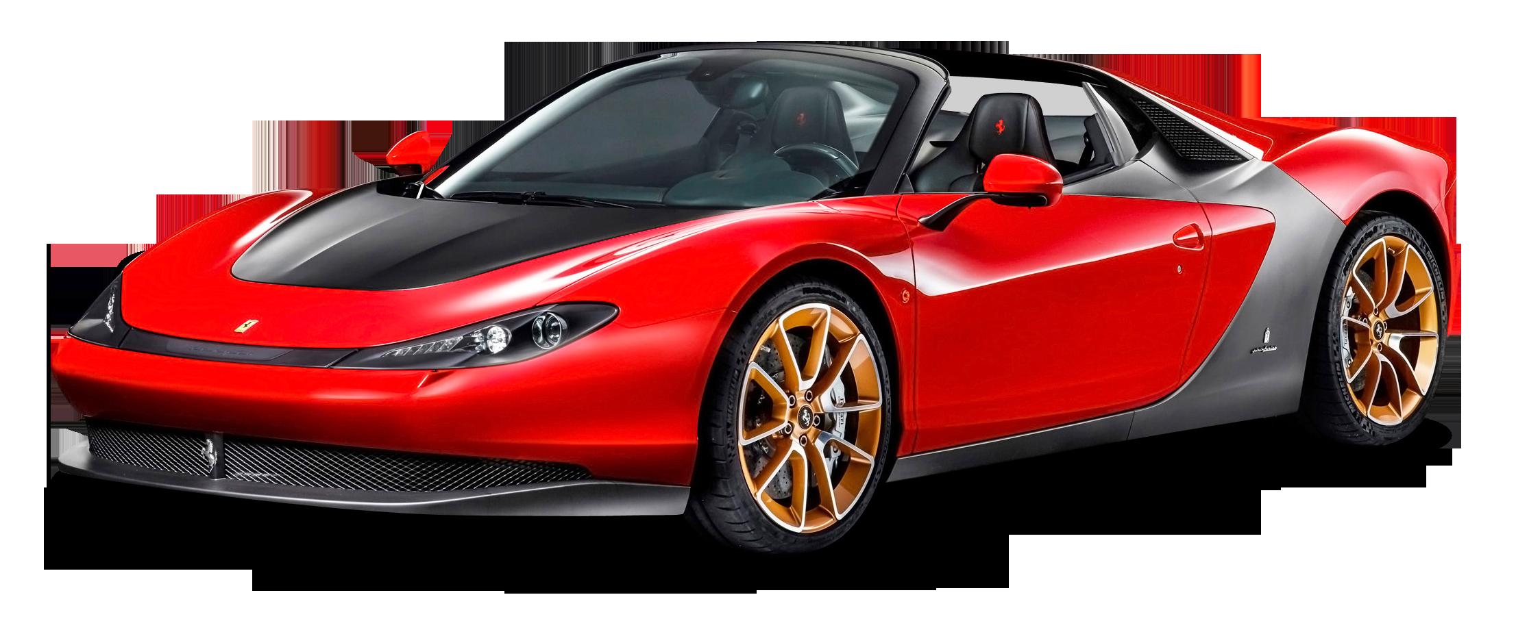 Ferrari Sergio Luxray Car