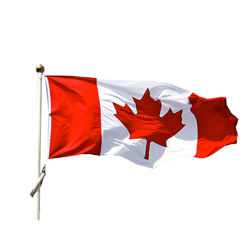 Flag of Canada PNG Image