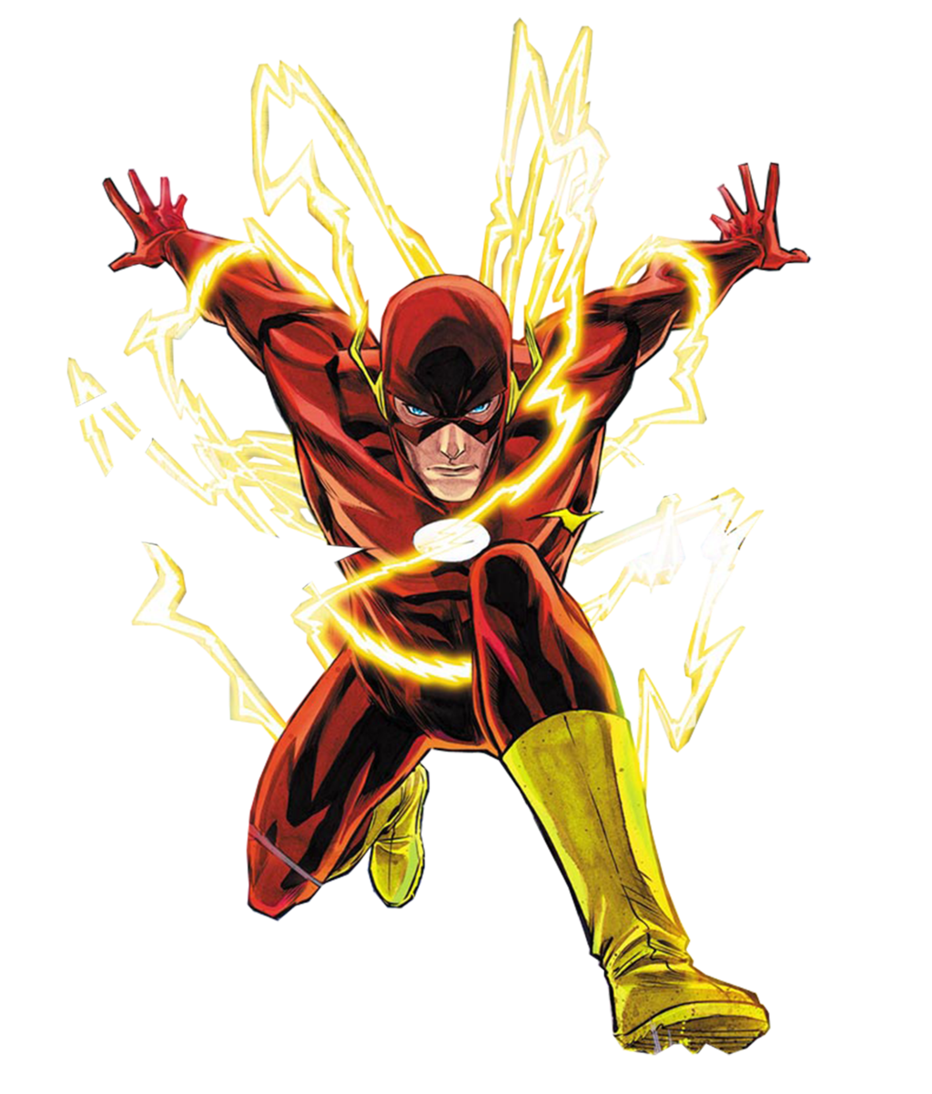 Flash Man PNG Image
