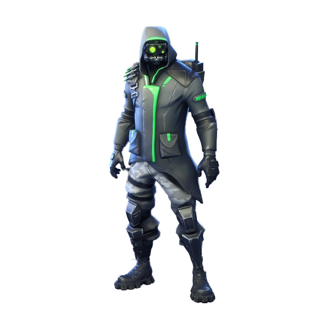 Fortnite Archetype PNG Image