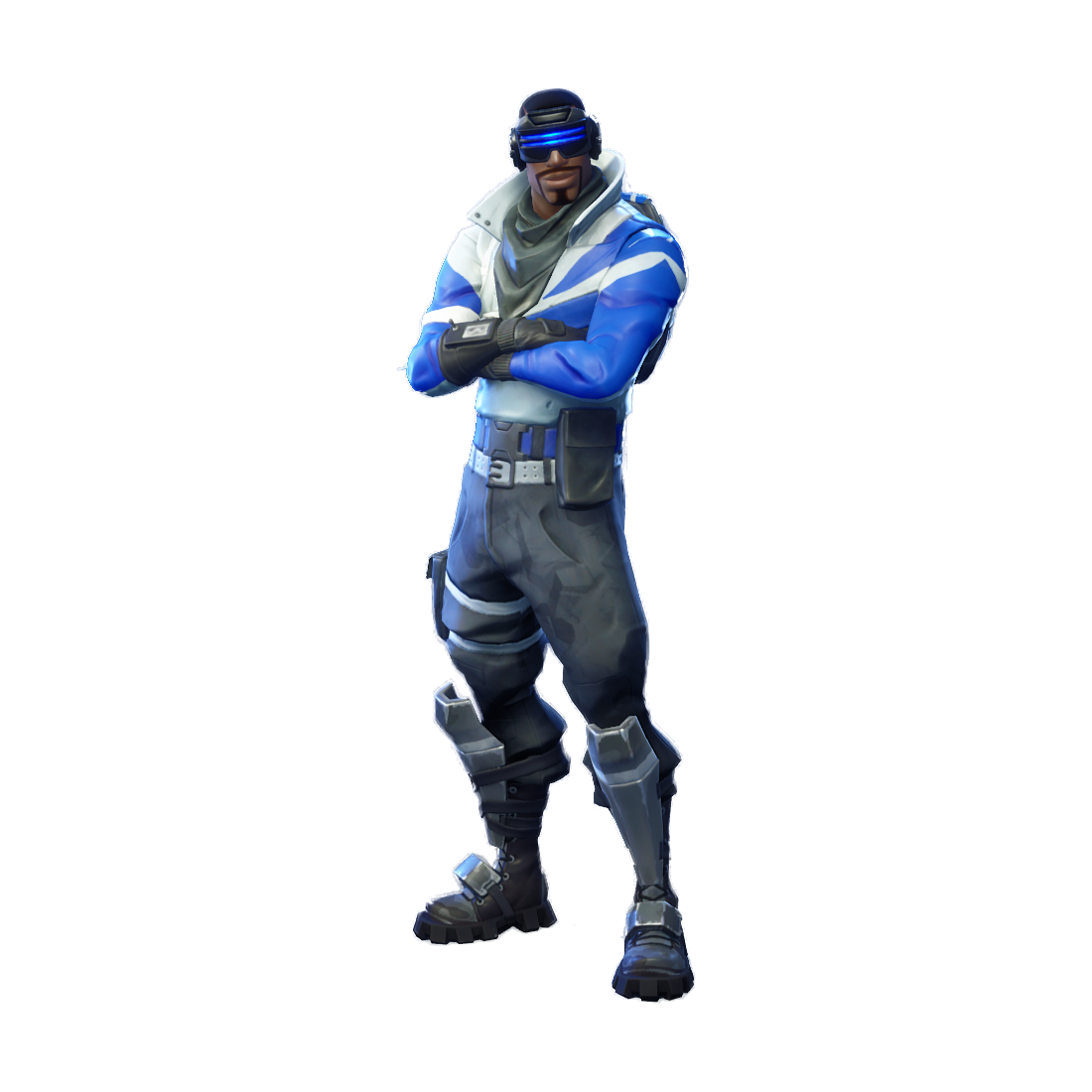 fortnite blue striker - fortnite blue striker png