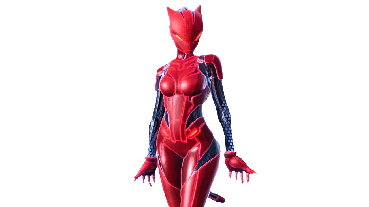 Fortnite Max Lynx PNG Image
