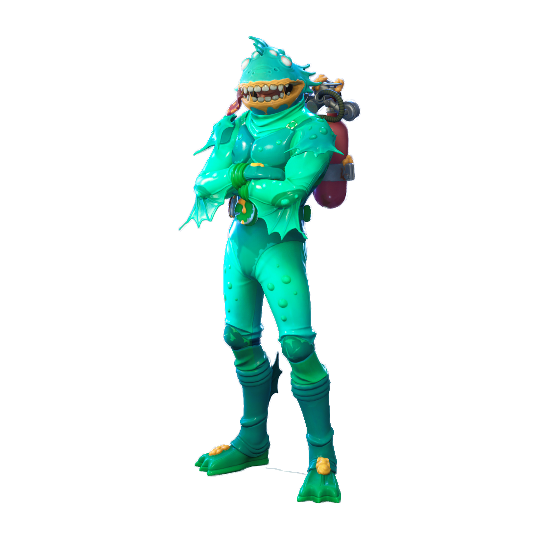Fortnite Moisty Merman
