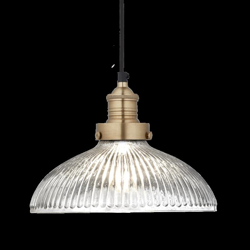 Glass Lamp Light PNG Image