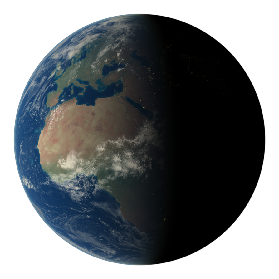Globe PNG Image
