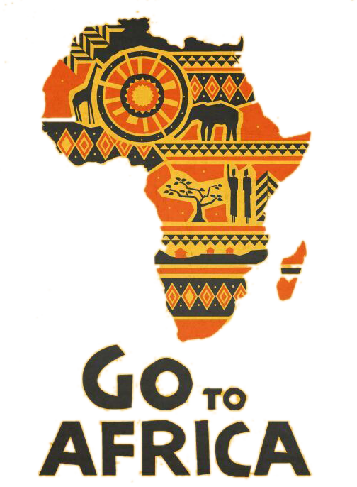 Go to Africa PNG Image