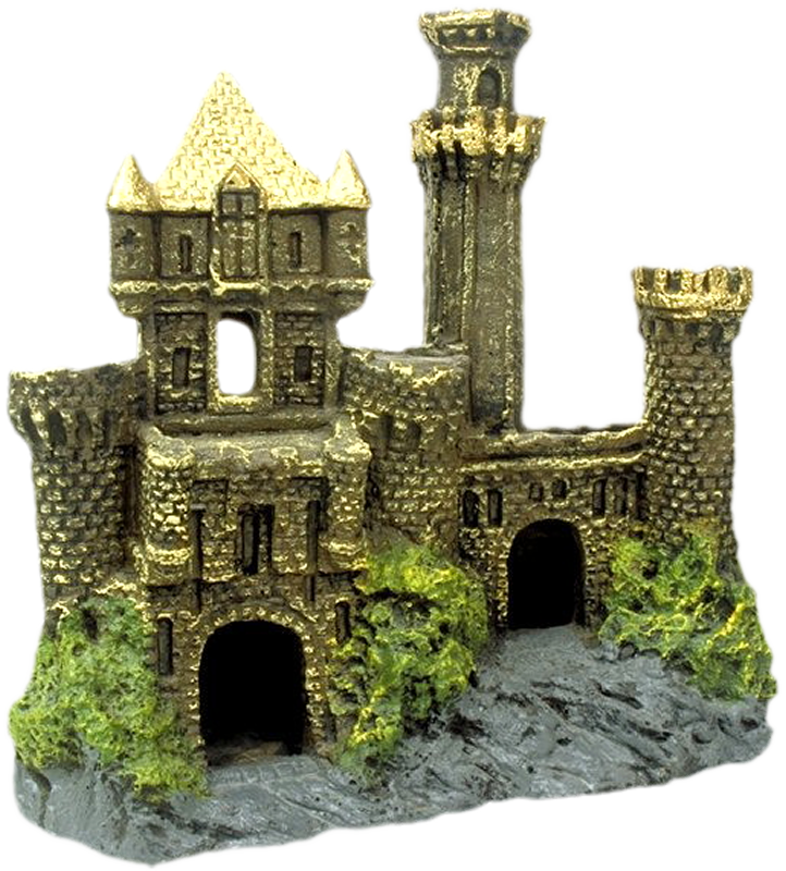 Artist Impression – Golden Castle