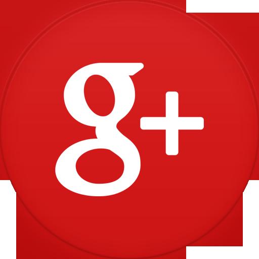 Google Plus Circle Icon