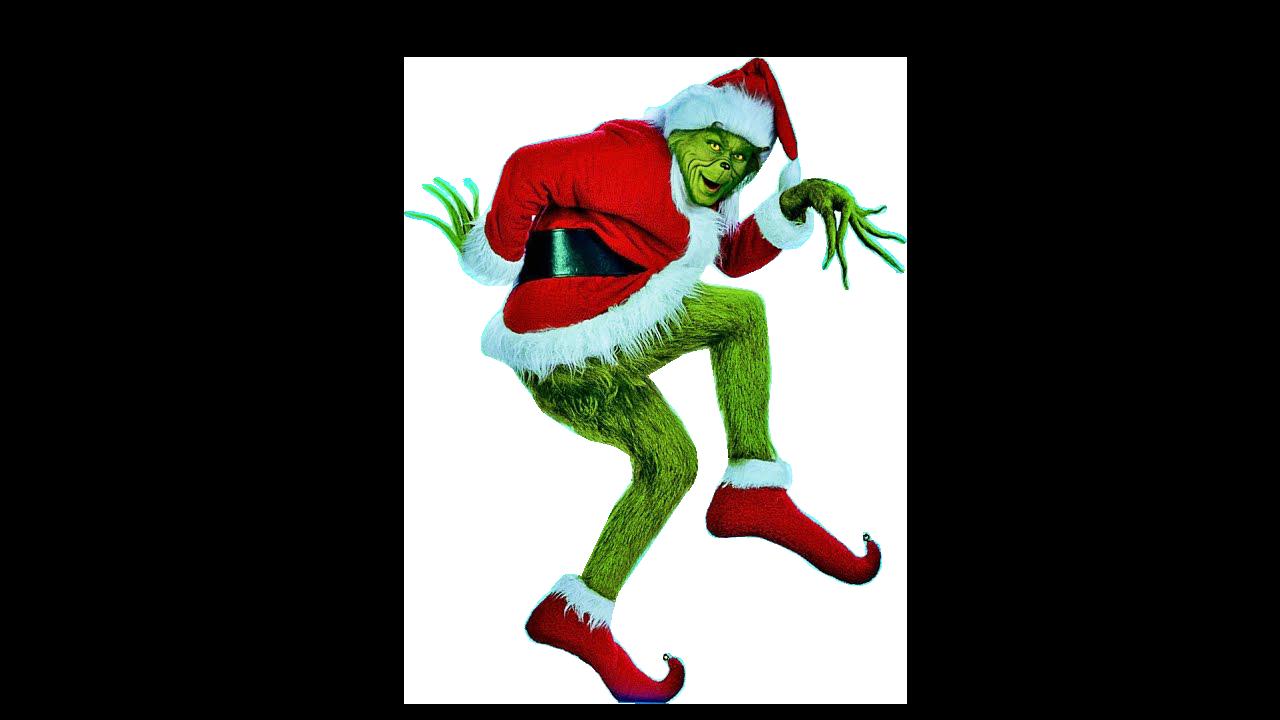 Grinch Dancing