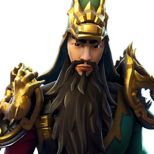 Guan Yu Skin Fortnite Icon