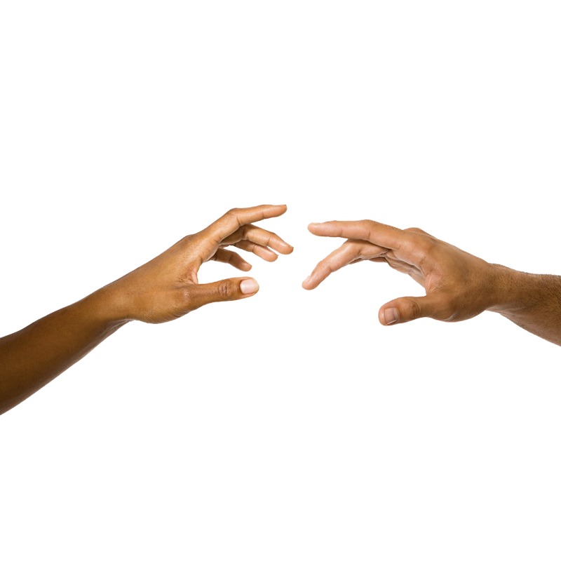 Meeting Hands PNG Image