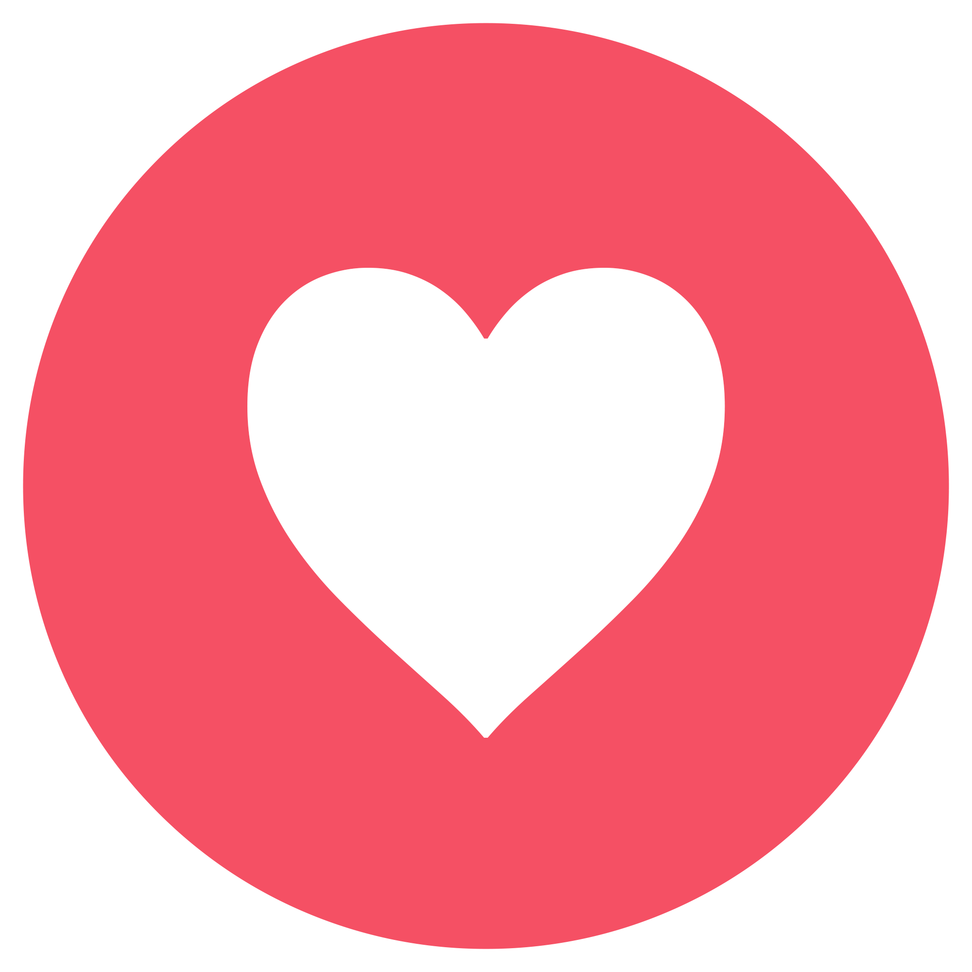 Heart Icon PNG Image