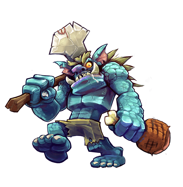 Hytale Monster Character PNG Image