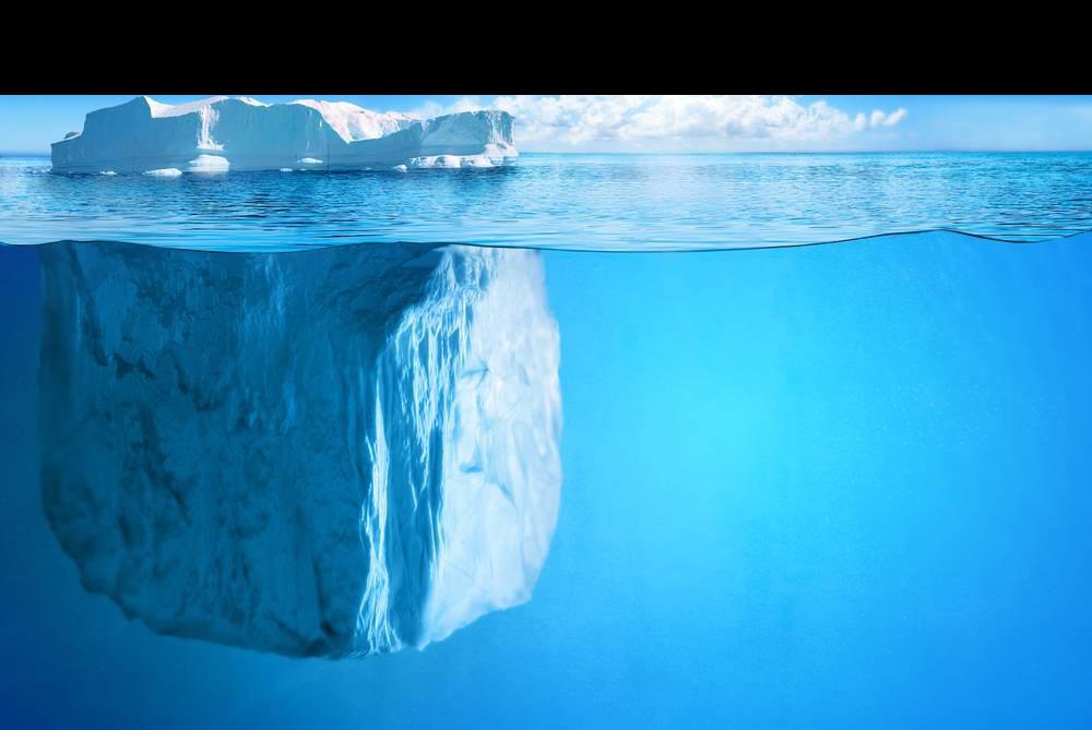 Ice Berg PNG Image