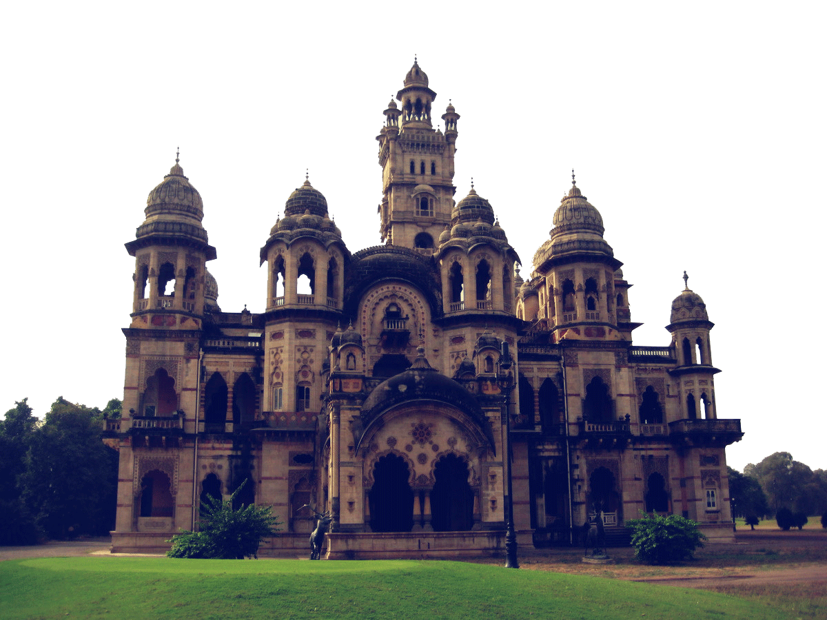 Antique Building – India
