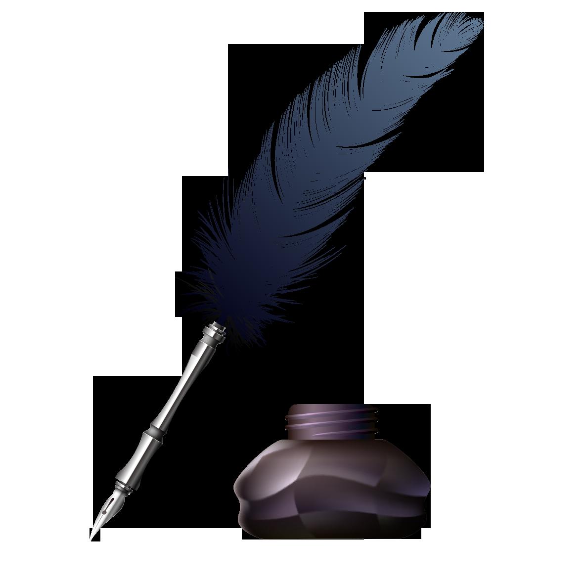 Inkwell Pen