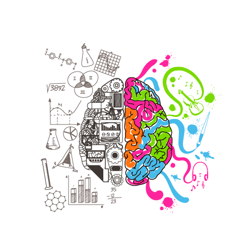 Intelligent Brain PNG Image