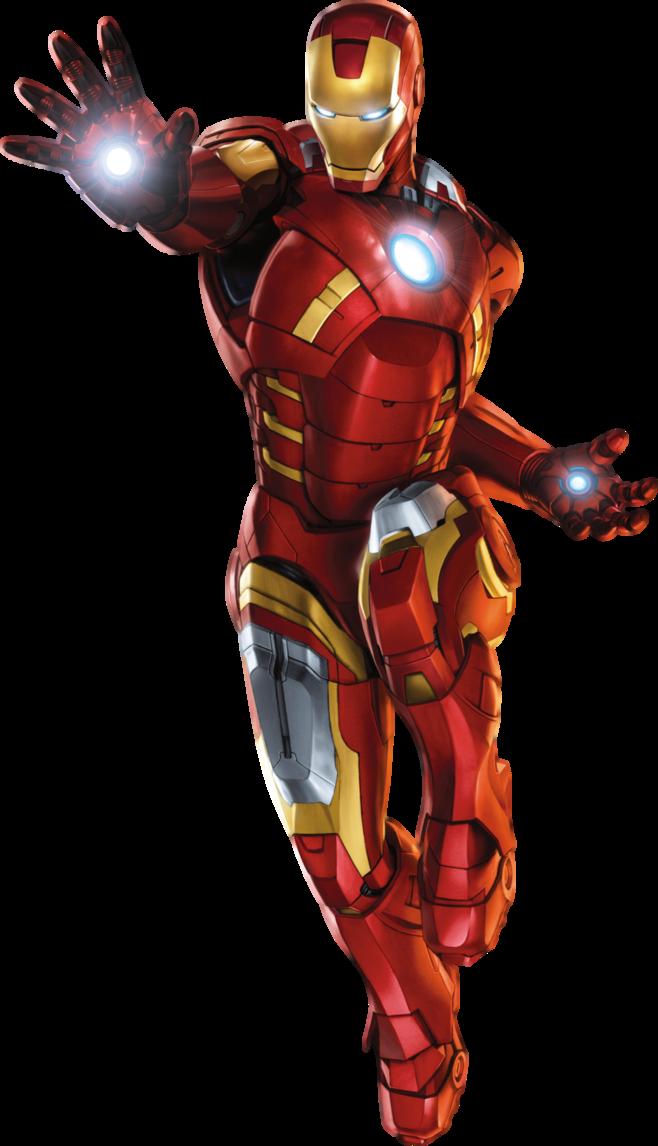 Iron Man PNG Image