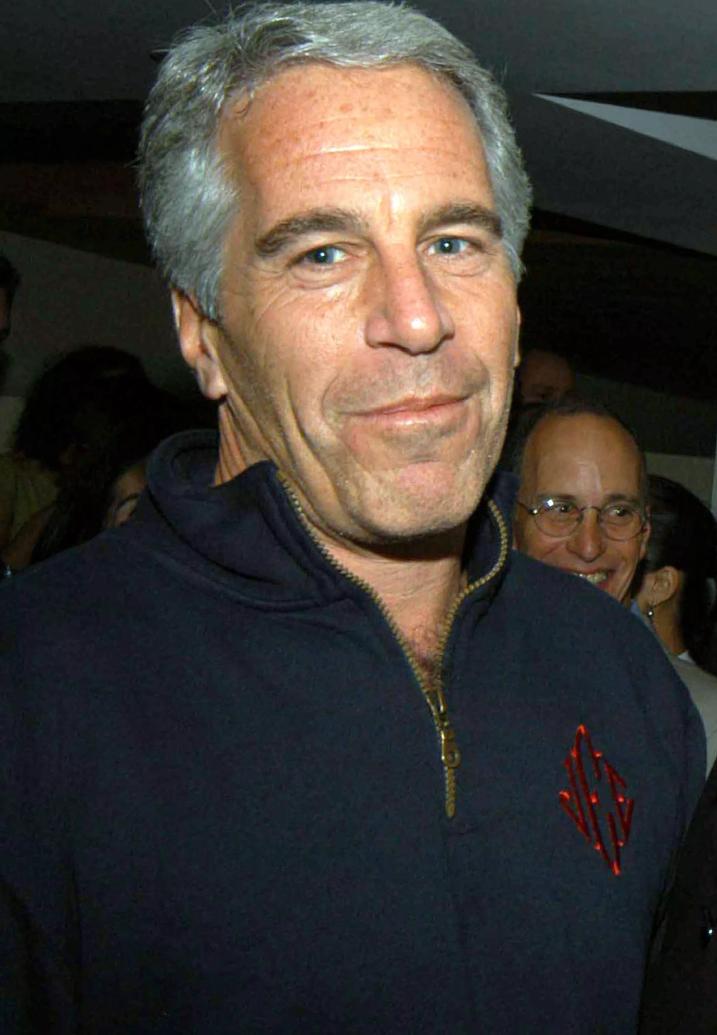 Jeffrey Epstein PNG Image