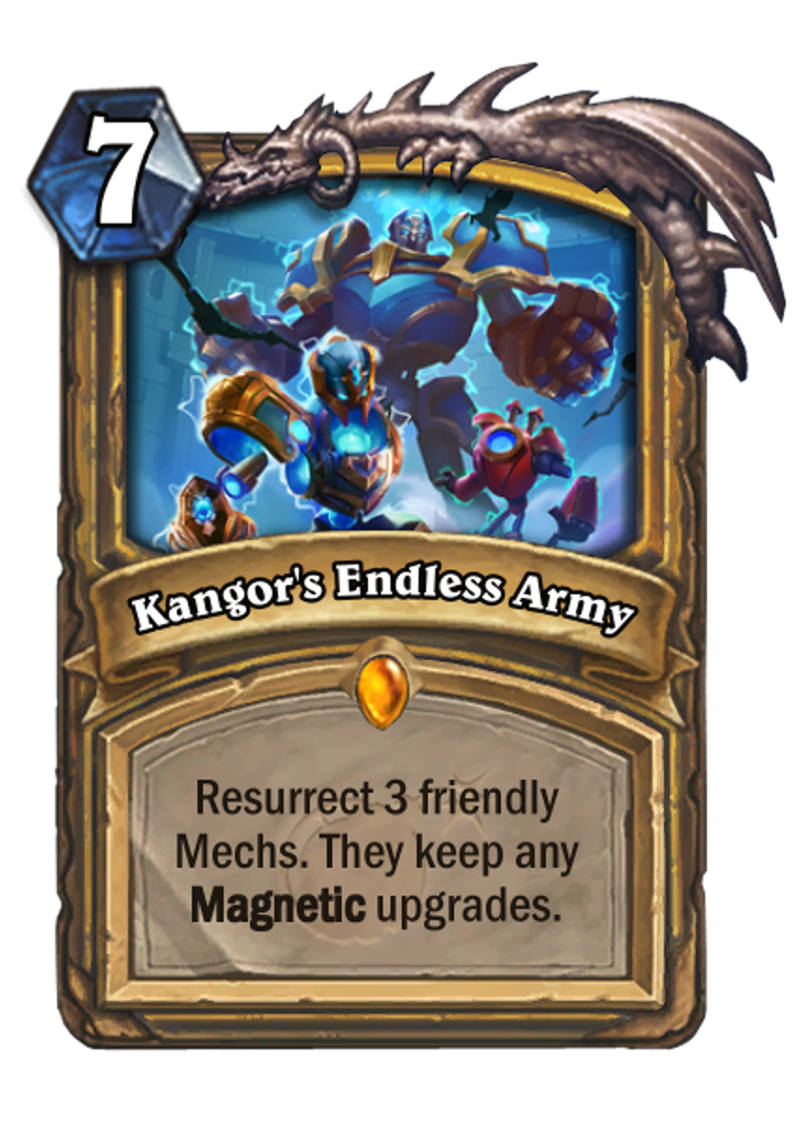 Kangor's Endless Army PNG Image