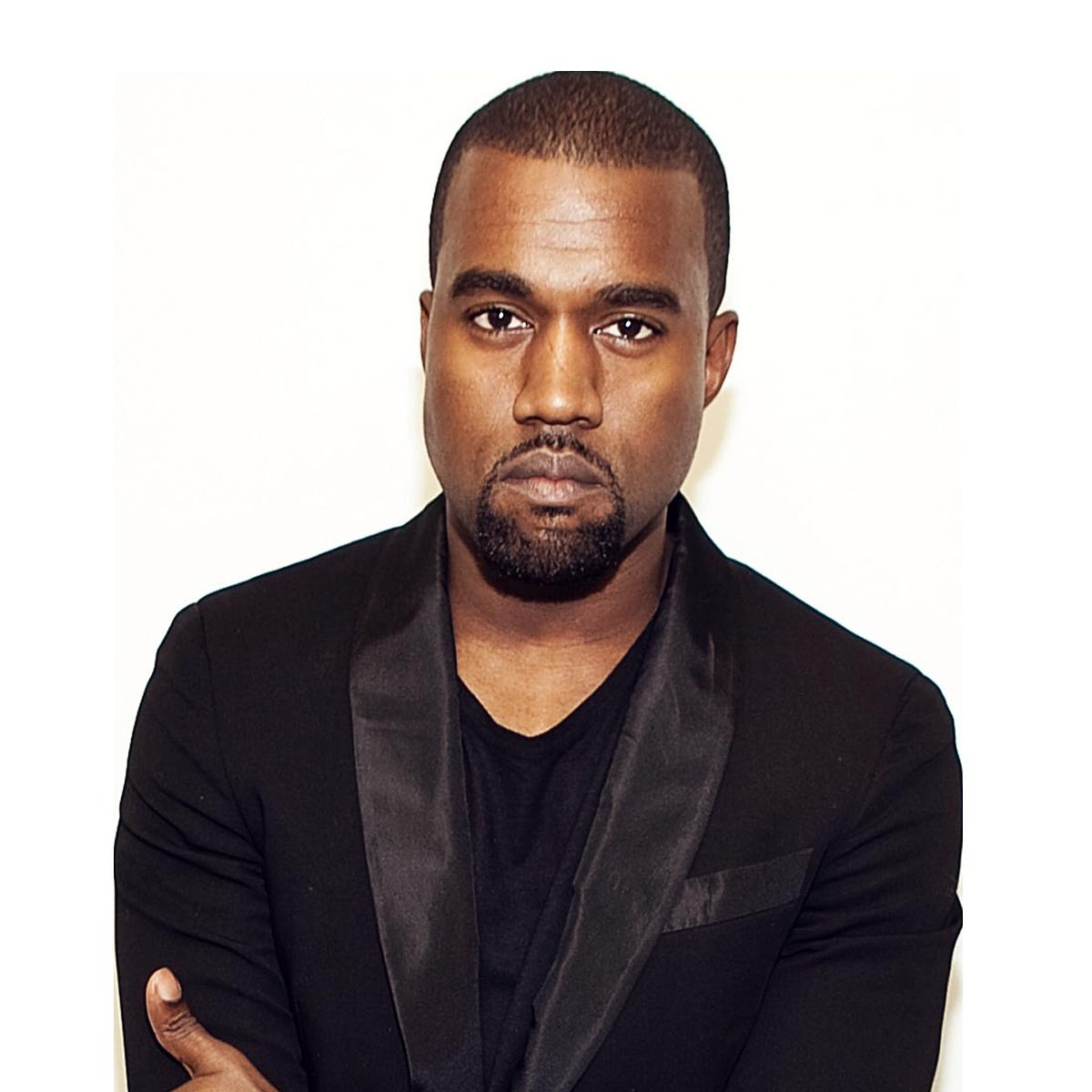 Kanye West Suit