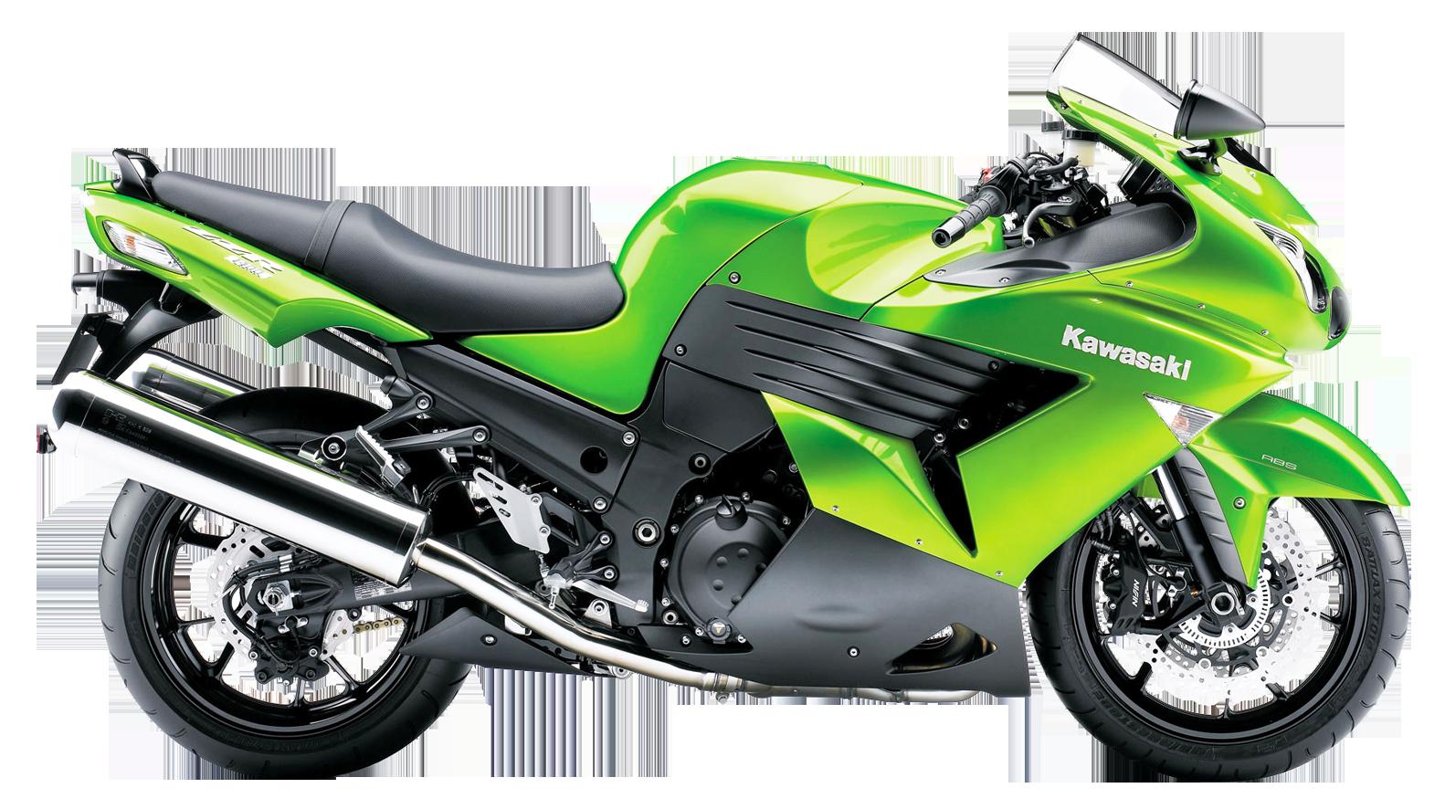 Kawasaki Heavy Sports Bike