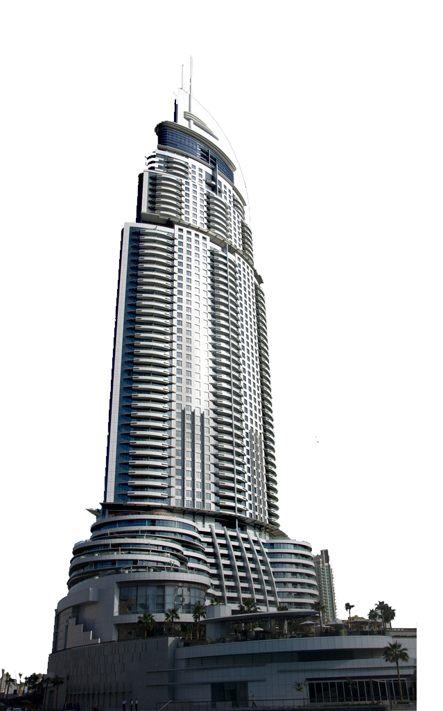 Landmark Building PNG Image
