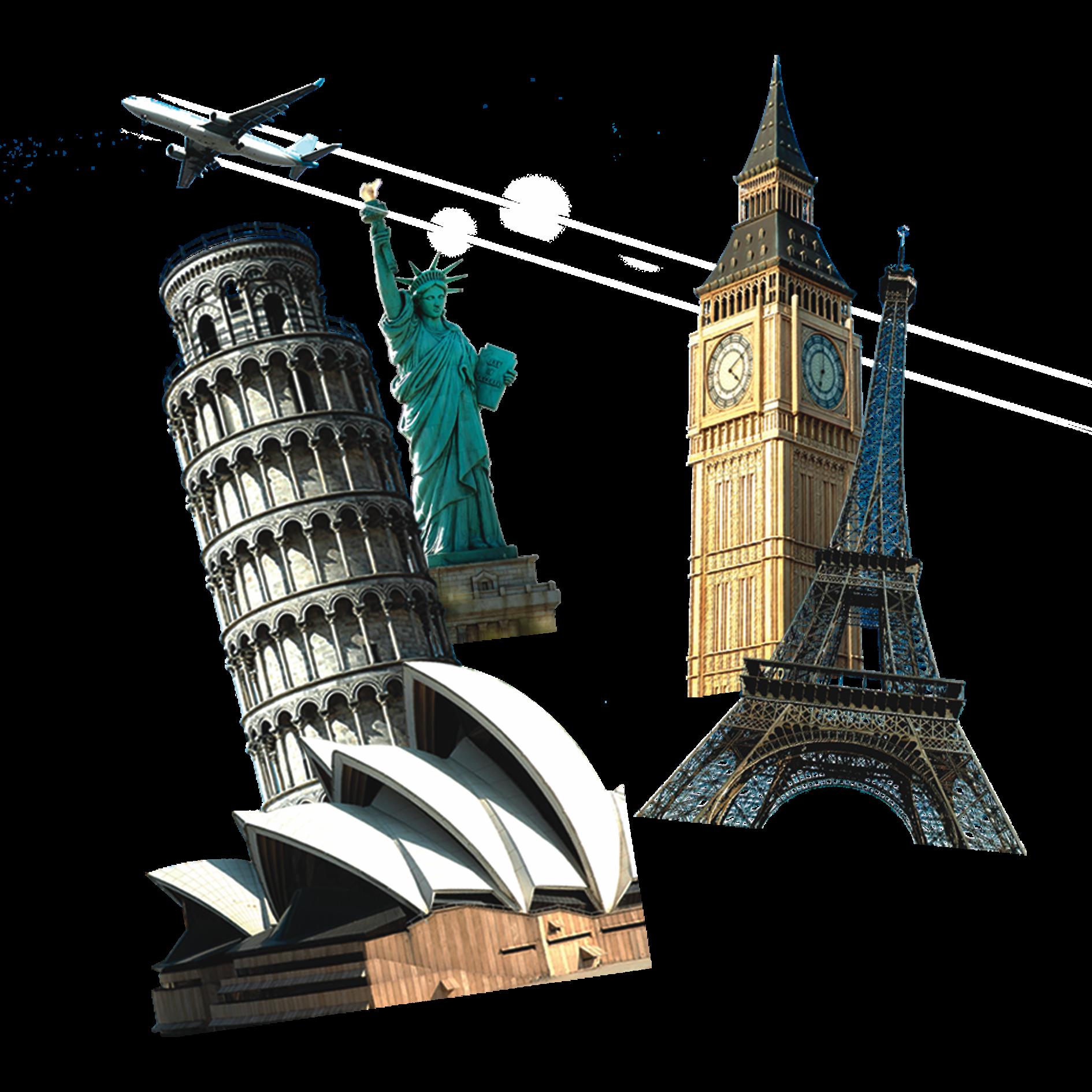 World Tourist Sights