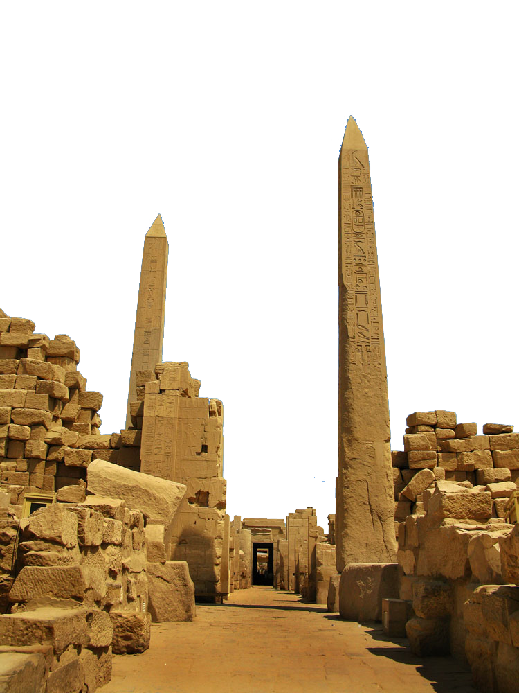 Stone towers PNG Image