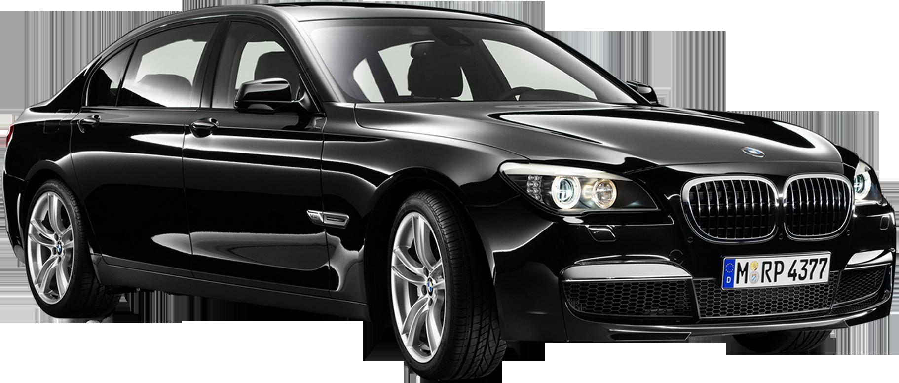 Lavish Black BMW
