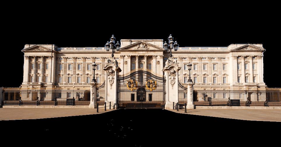 Buckingham Palace - London PNG Image