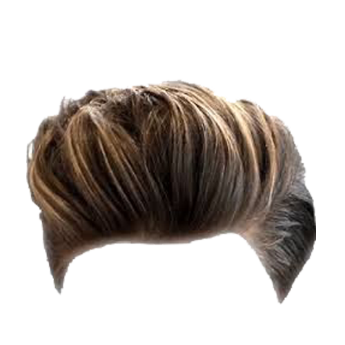 Men Hair Png: Download Mens Hair PNG Image For Free