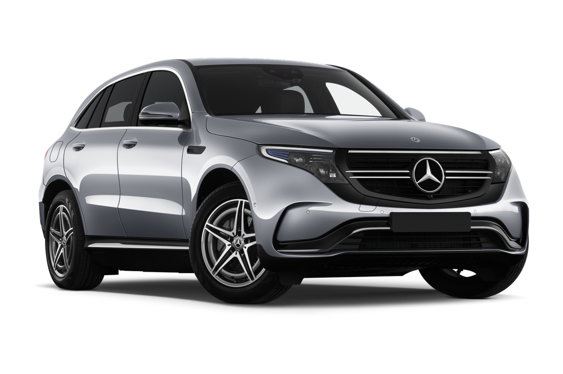 Mercedes Car EQC 300kW Edition PNG Image