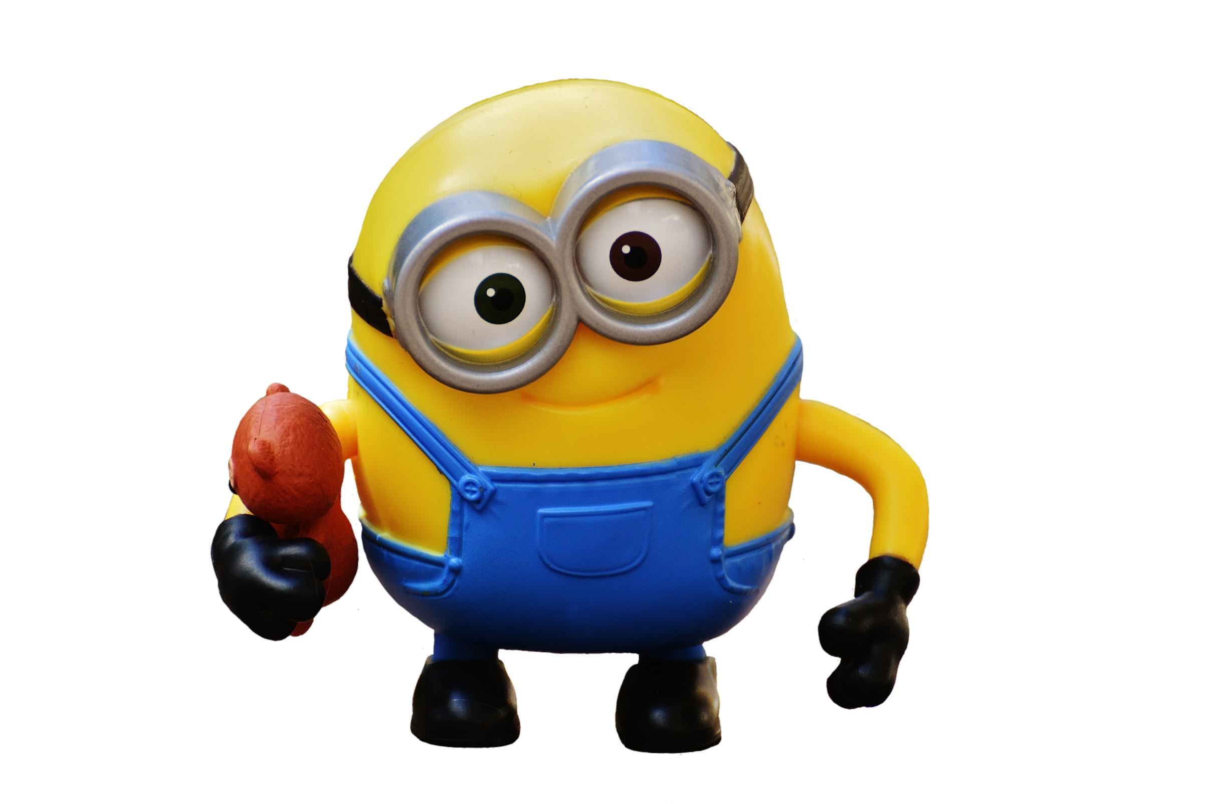 Minion Toy PNG Image