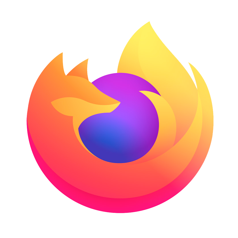 New Firefox Logo PNG Image