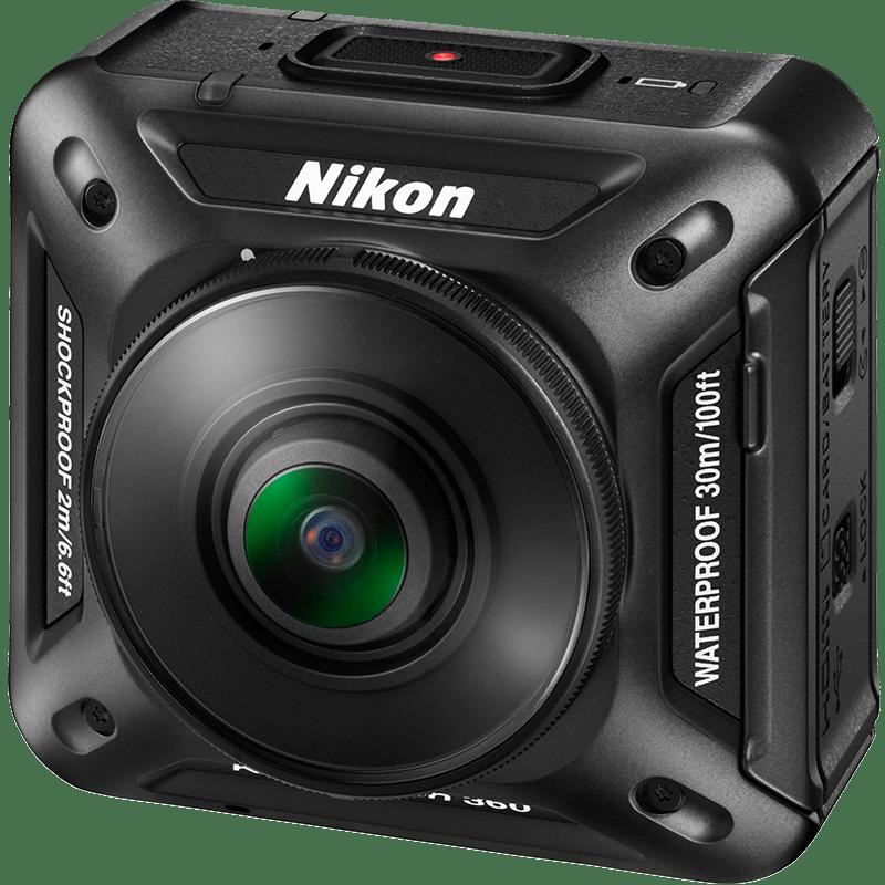 Nikon Camera PNG Image