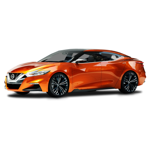 Nissan Sport Sedan Car PNG Image