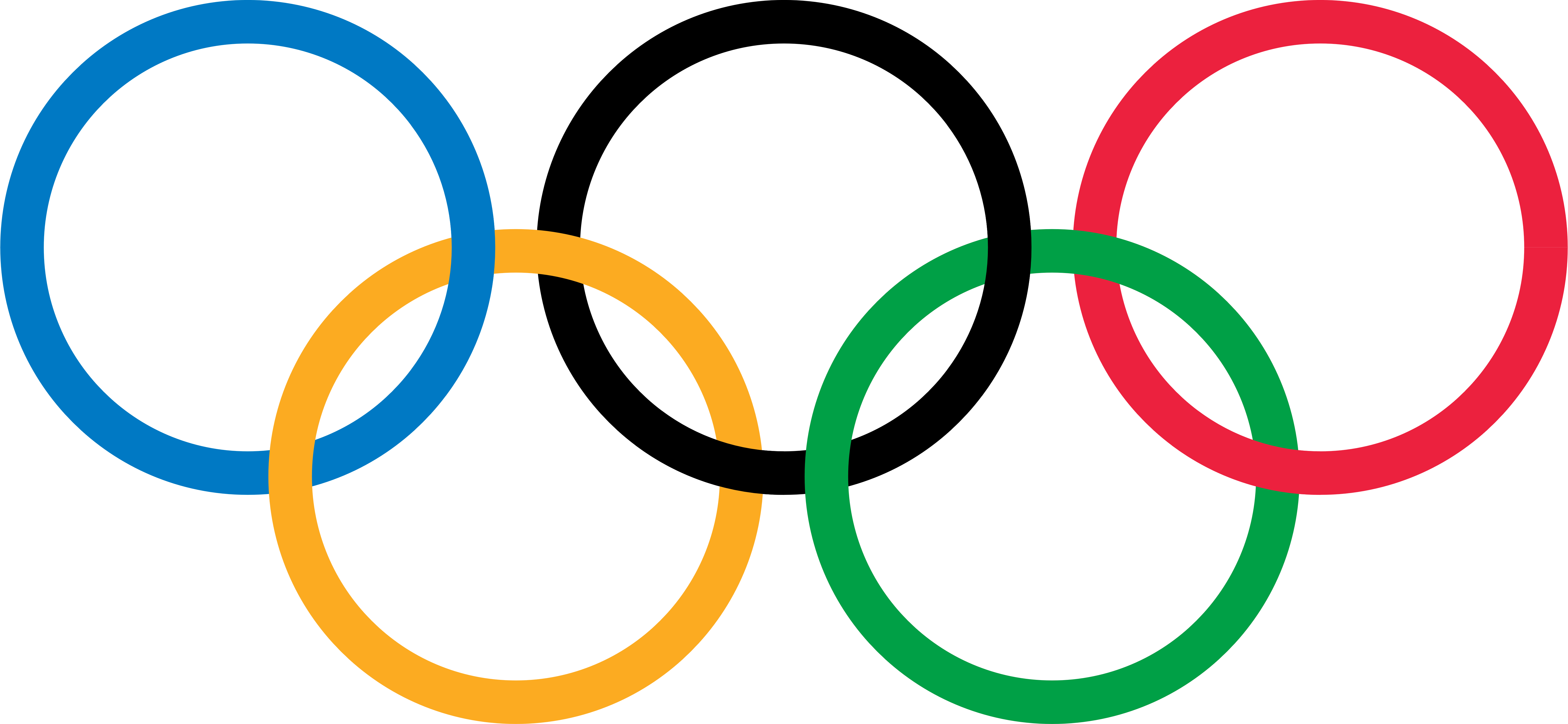Olympic Symbols PNG Image
