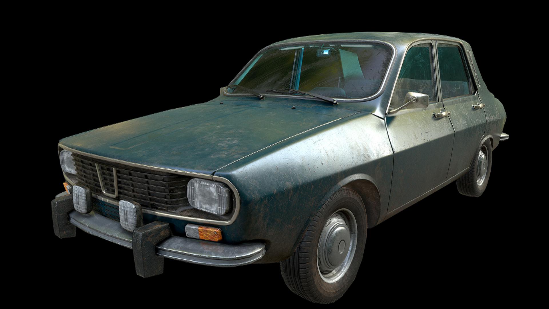 Playerunknown's Battlegrounds Car (pubg)