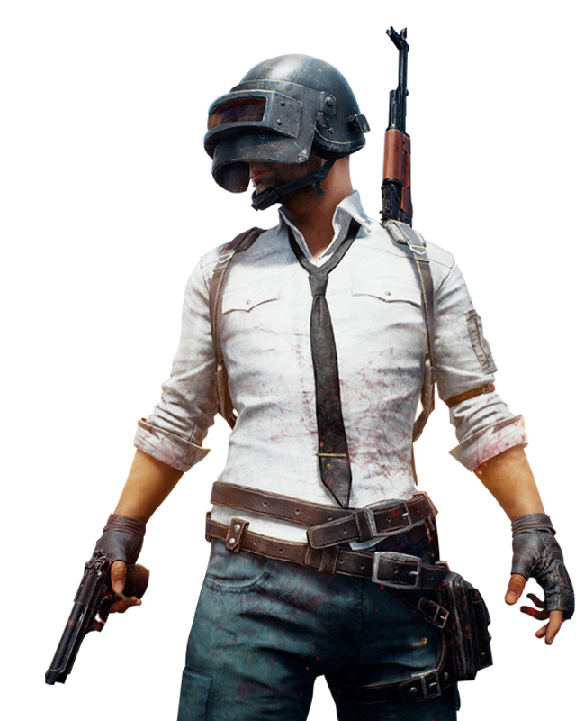 Playerunknown's Battlegrounds guy (pubg)