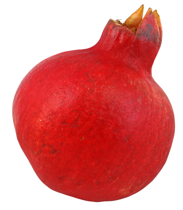 Pomegranate PNG Image
