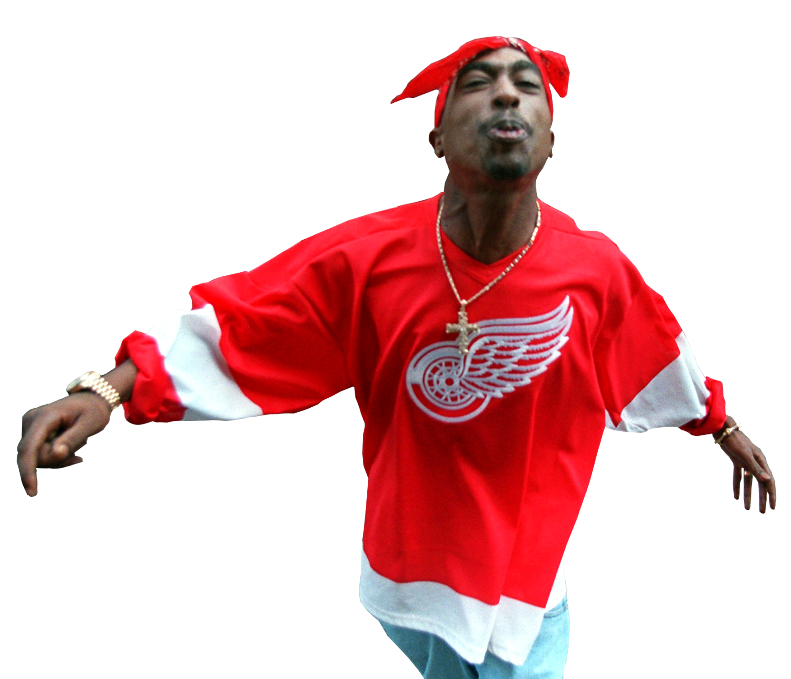 Download 2pac Png Image For Free