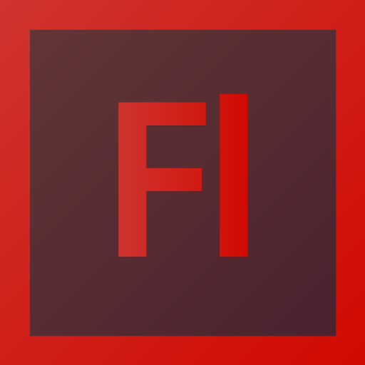Adobe Flash Logo Icon PNG Image