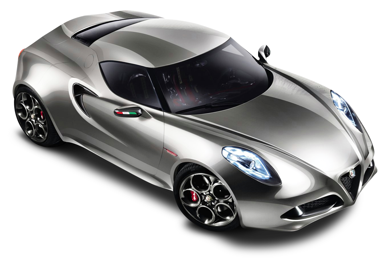 Alfa Romeo 4C Sports