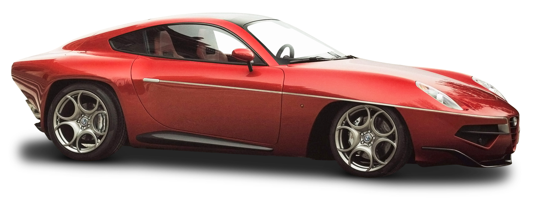 Alfa Romeo Disco Volante Sports Car