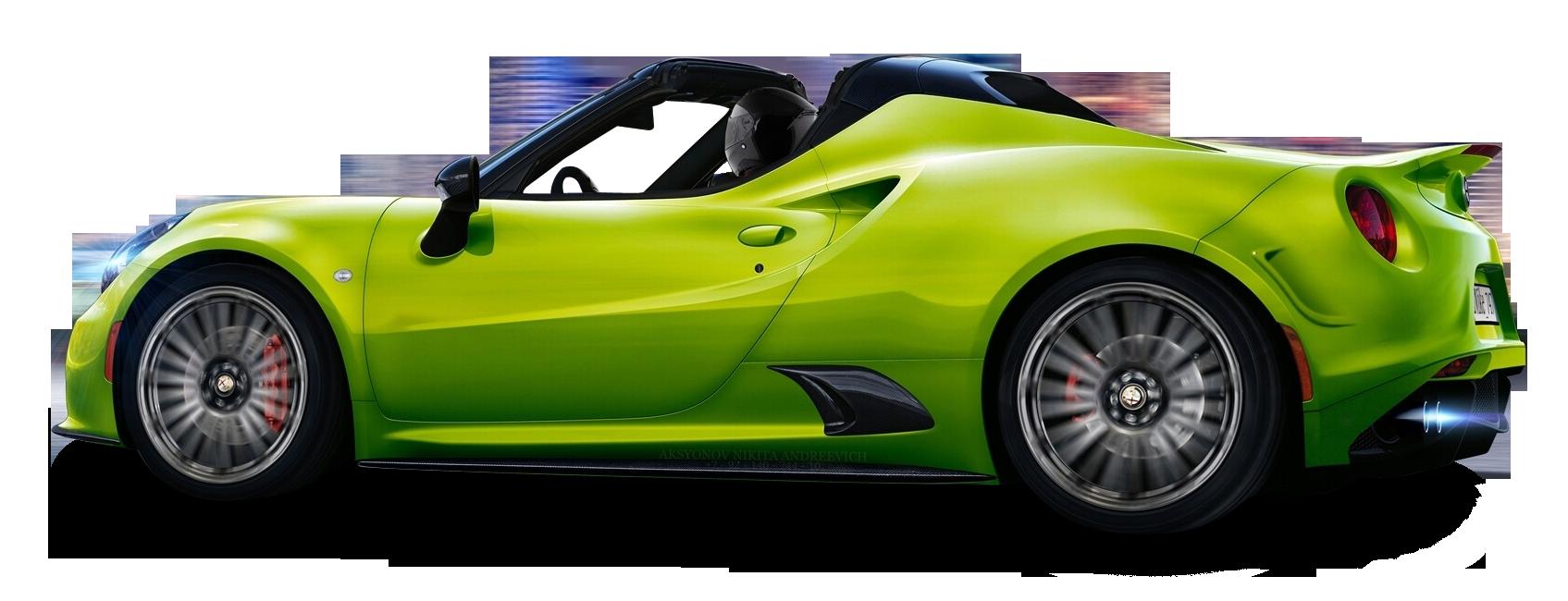 Alfa Romeo PNG Image