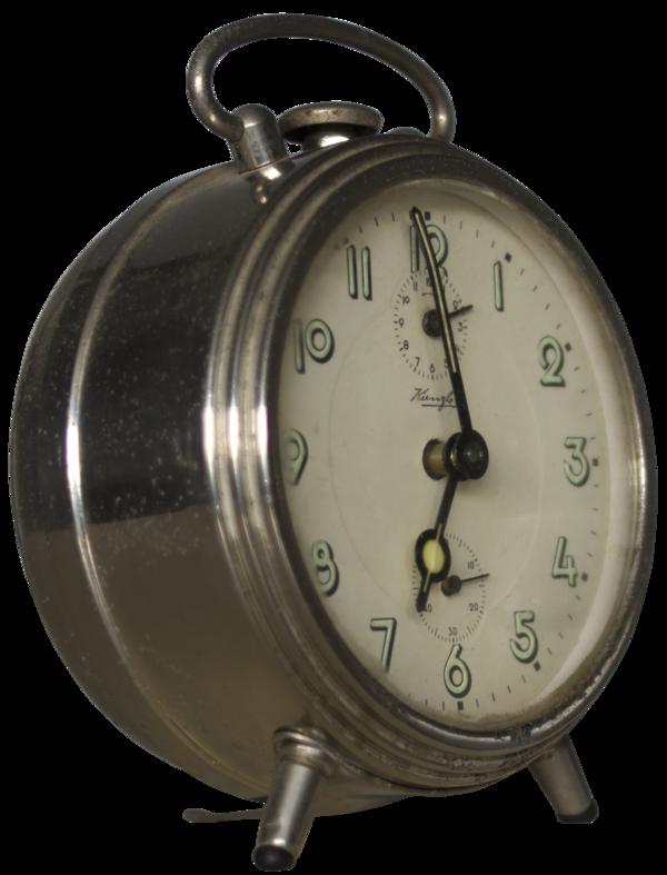 Alarm Clock PNG Image