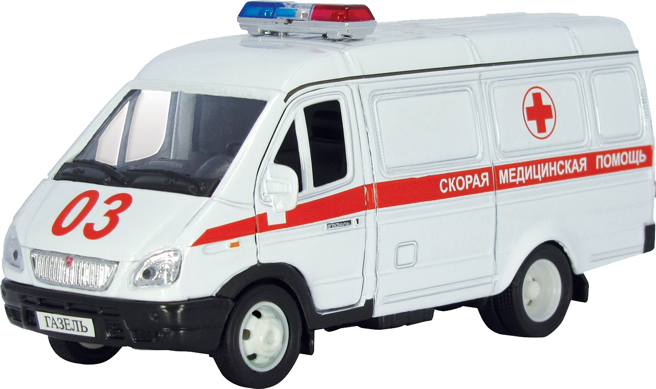 Ambulance PNG Image